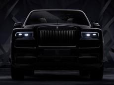 """Cullinan Black Badge - Xe Rolls-Royce """"đen tối"""" nhất từ trước đến nay"""