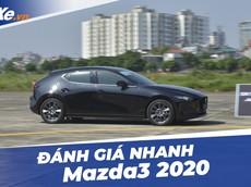 Cảm nhận ban đầu với Mazda3 2020