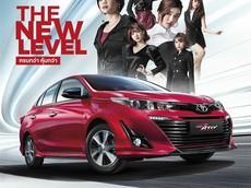 Toyota Yaris Ativ 2020 - phiên bản giá rẻ hơn của Vios - ra mắt với động cơ mạnh và tiết kiệm xăng hơn