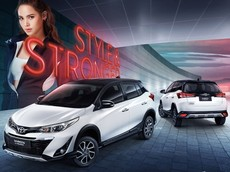 Toyota Yaris Cross - hatchback giả crossover - ra mắt Đông Nam Á