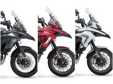 """""""Khủng long"""" giá rẻ Benelli TRK502 và TRK502X tiếp tục được ra mắt phiên bản 2020 tại EICMA 2019"""