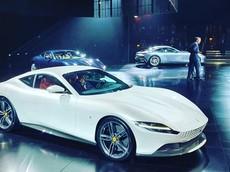 Ferrari ra mắt siêu xe Roma mới toanh, mẫu Coupe 2+ đầy thú vị và hấp dẫn