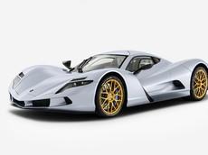 Siêu xe điện giá hơn 3 triệu USD này là xe gia tốc nhanh nhất thế giới, 0-100 km/h trong 1,69 giây
