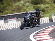 Kawasaki sẽ sớm hoàn thiện Kawasaki Ninja 300 phiên bản mô tô điện với sự xuất hiện tại EICMA 2019