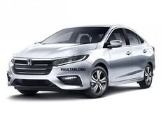 Honda City 2020 ra mắt Đông Nam Á vào cuối tháng này được xác nhận dùng động cơ tăng áp 1.0 lít