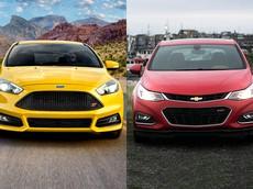 Khai tử Chevrolet Cruze và Ford Focus, hai thương hiệu Mỹ bị khách hàng quay lưng