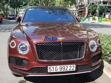 Bentley Bentayga V8 Mulliner độc nhất Việt Nam đã có biển số