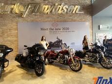 Hàng loạt xe Harley-Davidson 2020 tại Việt Nam tích hợp công nghệ an toàn RDRS và giá rẻ hơn gần 200 triệu