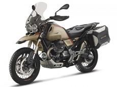 """Moto Guzzi V85 TT có thêm phiên bản Travel cho người thích đi """"phượt"""""""