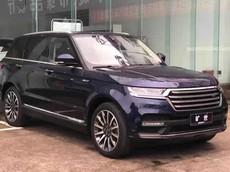 """Hunkt Canticie - """"Xe nhái"""" Range Rover chốt giá khởi điểm 420 triệu đồng, rẻ bằng 1/10 xe xịn"""