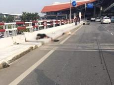 """Video ghi lại khoảnh khắc xe máy """"phóng như bay"""" trên cao tốc Nhật Tân - Nội Bài trước tai nạn khiến 2 phụ nữ thương vong"""