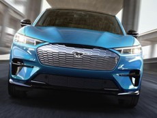 Ford Mustang Mach-E - SUV điện đầu tiên mang tên dòng xe cơ bắp Mỹ