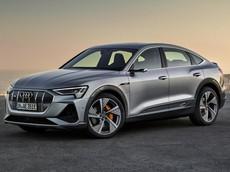 Audi e-tron Sportback 2020 - Crossover coupe đầy phong cách ra mắt với giá khởi điểm 1,83 tỷ Đồng