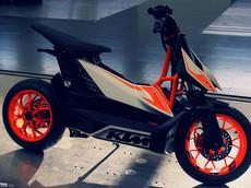 KTM E-Speed - Hồn xe điện, diện mạo xe ga