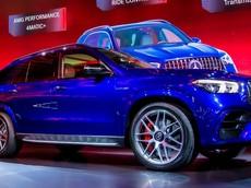Mercedes-AMG GLE 63 và GLE 63 S 2021 ra mắt, đe dọa đối thủ BMW X5 M