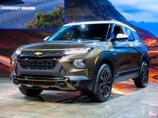 Chevrolet Trailblazer 2021 chính thức lộ diện và khác xa trước đây, giá khởi điểm dưới 20.000 USD