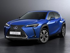 Lexus giới thiệu mẫu xe điện đầu tiên UX 300e với cự li di chuyển 400 km