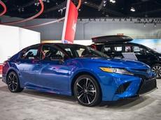 Cận cảnh Toyota Camry AWD 2020 - mẫu xe trở lại thị trường sau 28 năm vắng bóng