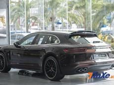 Khám phá Porsche Panamera 4 Sport Turismo mới về Việt Nam với các trang bị tùy chọn trị giá 1,5 tỷ đồng