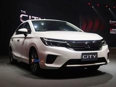 Honda City 2020 chính thức ra mắt với động cơ tăng áp 1.0 lít, chỉ tiêu thụ 4,2 lít xăng/100 km