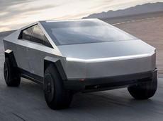 """Xe bán tải chống đạn """"ngoài hành tinh"""" Tesla Cybertruck dù thiết kế gây tranh cãi vẫn """"bán vèo vèo"""""""