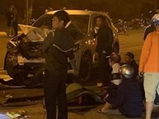 Hải Phòng: Tai nạn giữa xe máy 50cc với Mazda khiến một người tử vong ngay tại chỗ
