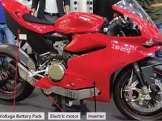 """Siêu mô tô Ducati 1299 Panigale """"thoát xác"""" với sức mạnh 300 mã lực"""