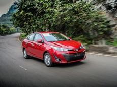 """Nỗ lực giành lại ngai vị """"vua doanh số"""", Toyota Vios được giảm giá tới 30 triệu đồng tại đại lý"""