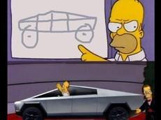 """Vừa ra mắt nhưng xe bán tải điện Tesla Cybertruck đã trở thành """"meme"""" của cộng đồng mạng"""