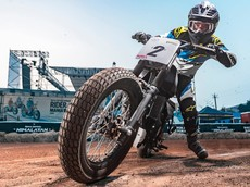 Flat Tracker Himalayan FT 411 đặc biệt được Royal Enfield ra mắt tại Rider Mania 2019