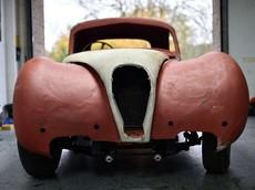 """Vua tốc độ một thời Jaguar XK120 dự kiến có giá 3 tỷ đồng dù trông như """"xe đồng nát"""""""