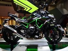 Siêu mô tô Kawasaki Z H2 ra mắt tại Thái Lan với mức giá hơn 700 triệu đồng