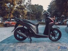 """Đánh giá Honda Vision Smart Key 2019: """"Tiểu SH"""" gọn gàng, tiết kiệm"""