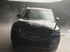 """Genesis GV80 2020 - SUV sang của Hyundai - lộ ảnh """"bằng xương bằng thịt"""" trước ngày ra mắt"""