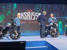 Naked bike tân hoài cổ Yamaha XSR155 2020 chốt giá 58,5 triệu đồng