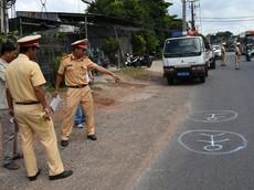 Đồng Nai: Vụ lái xe chở học sinh rơi xuống đường, tài xế sử dụng bằng lái giả?