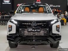 """Ngắm hình ảnh """"bằng xương, bằng thịt"""" của Mitsubishi Triton Athlete 2019 có thể về Việt Nam"""