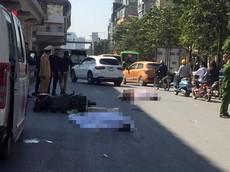 Hà Nội: 2 người điều khiển xe máy tử vong sau va chạm với xe tải tại hầm chui Thanh Xuân