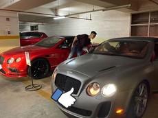 Cặp đôi Bentley Supersports mui trần hàng hiếm của đại gia nước ngoài ở Sài thành