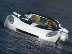 Rinspeed sQuba - Chiếc xe ô tô biết lặn dưới nước duy nhất trên thế giới