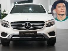 Chưa biết có bắt trận chung kết SEA Games 30 hay không, thủ môn Bùi Tiến Dũng vẫn được tặng Mercedes-Benz GLC