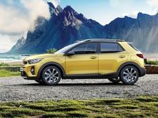 Mẫu SUV dài chưa đến 4 m mới của Kia sẽ được bán tại châu Á vào năm sau