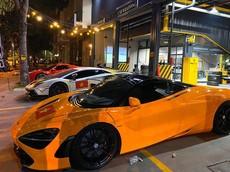 Ăn mừng U22 Việt Nam lần đầu lên ngôi vương tại Sea Games theo cách của đoàn Car Passion