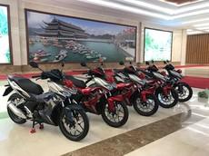 Honda Winner X và Honda Lead chính là phần thưởng cho đội tuyển bóng đá Việt Nam vừa vô địch SEA Games 30