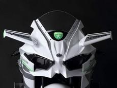 Siêu mô tô Kawasaki Ninja H2 2021 sẽ mạnh mẽ và nhanh hơn nữa