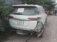 """Sài Gòn: Tìm danh tính chủ xe Toyota Fortuner bị """"vứt bỏ"""" tại khu vực quân sự"""