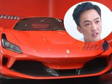 """Rộ tin đồn Cường """"Đô-la"""" đặt mua siêu xe Ferrari F8 Tributo"""