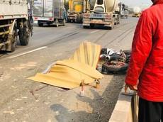 Đồng Nai: Chạy vào làn ô tô, nam thanh niên đi Yamaha Exciter 150 bị xe bồn cán tử vong