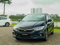 Chạy đua doanh số, Honda City được ưu đãi tới 45 triệu đồng tại đại lý