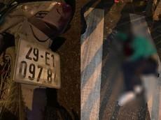 Hà Nội: Truy tìm tài xế ô tô tông tử vong tài xế GrabBike rồi bỏ chạy vào lúc rạng sáng
